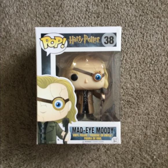 Mad-Eye Moody Funko Pop
